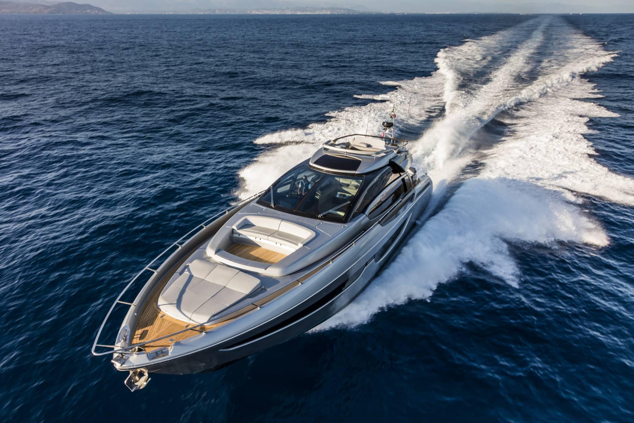Riva 76 Perseo Ita Yachts Canada Ita Yachts Canada