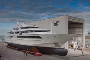 Launch-of-the-80-metre-megayacht-CHOPI-CHOPI-at-CRN-Ancona
