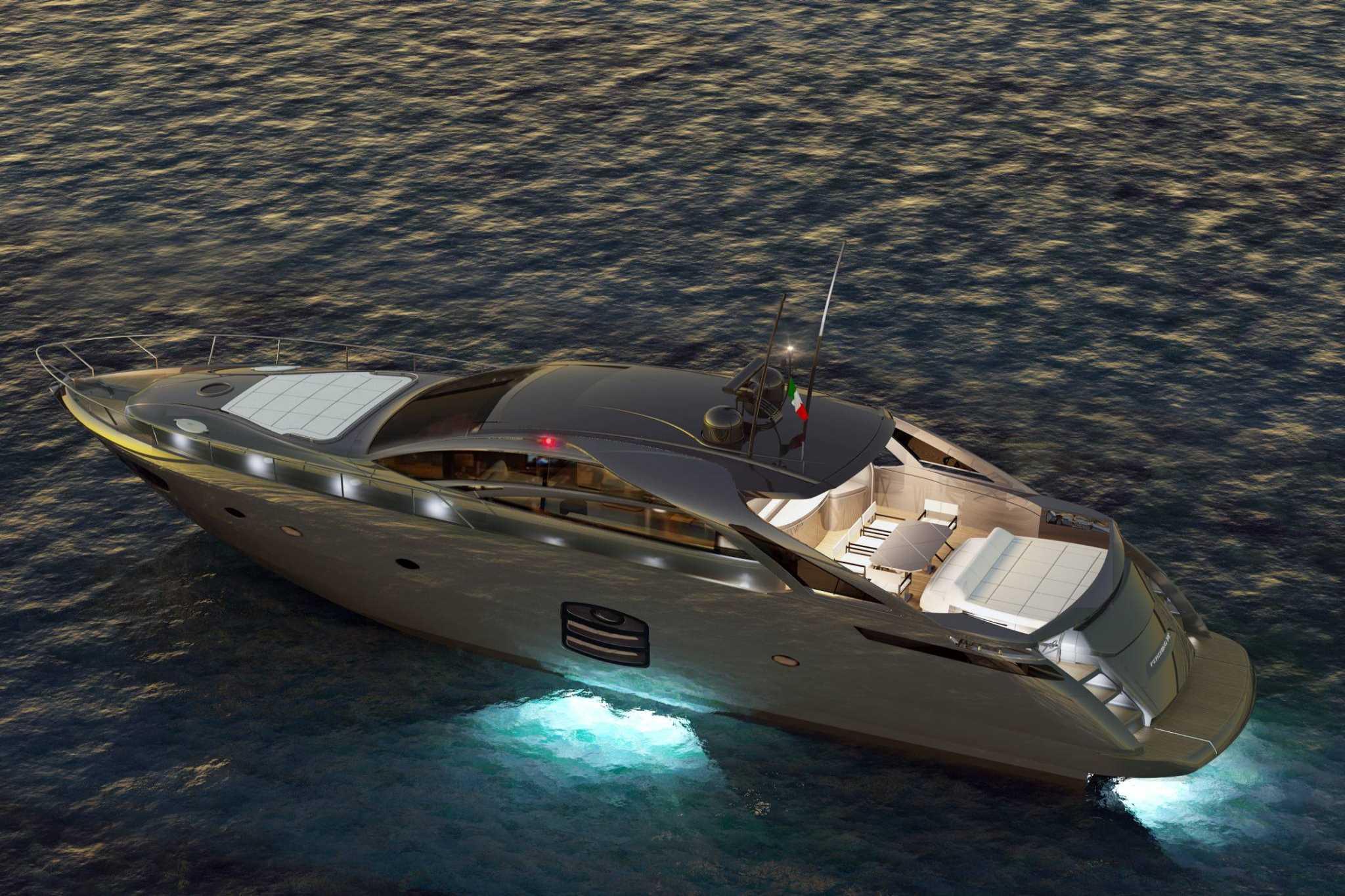 Pershing 70 Ita Yachts Canada Ita Yachts Canada