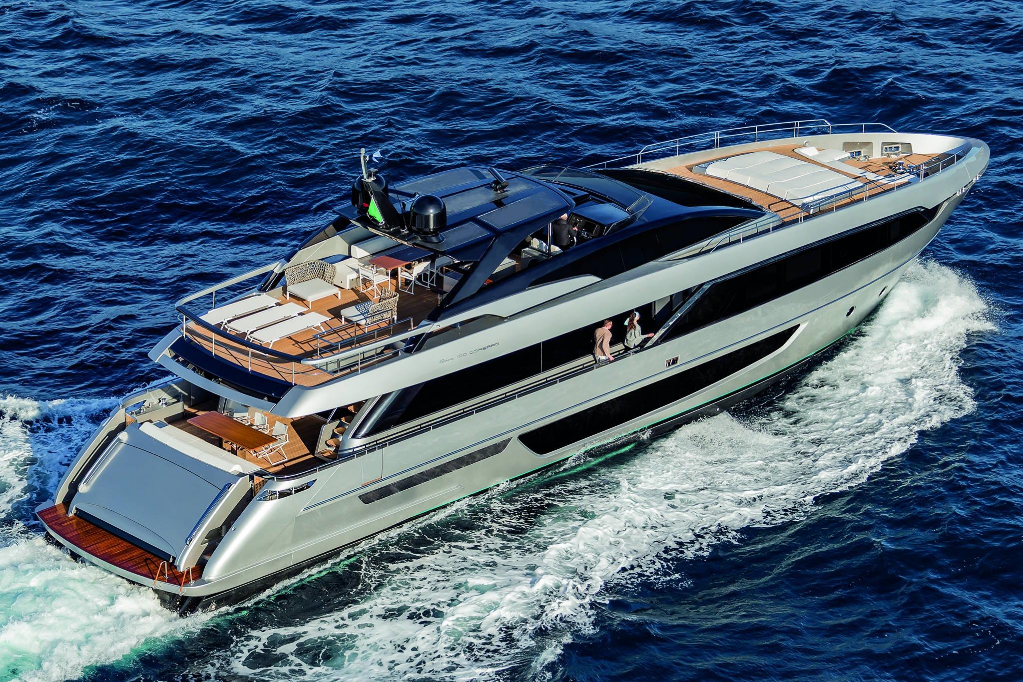 New Riva Corsaro - Ita Yachts Canada