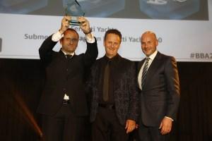 METS Trade 2016 Boat Builder Awards  © Graham Snook / Time Inc Moral Rights Asserted