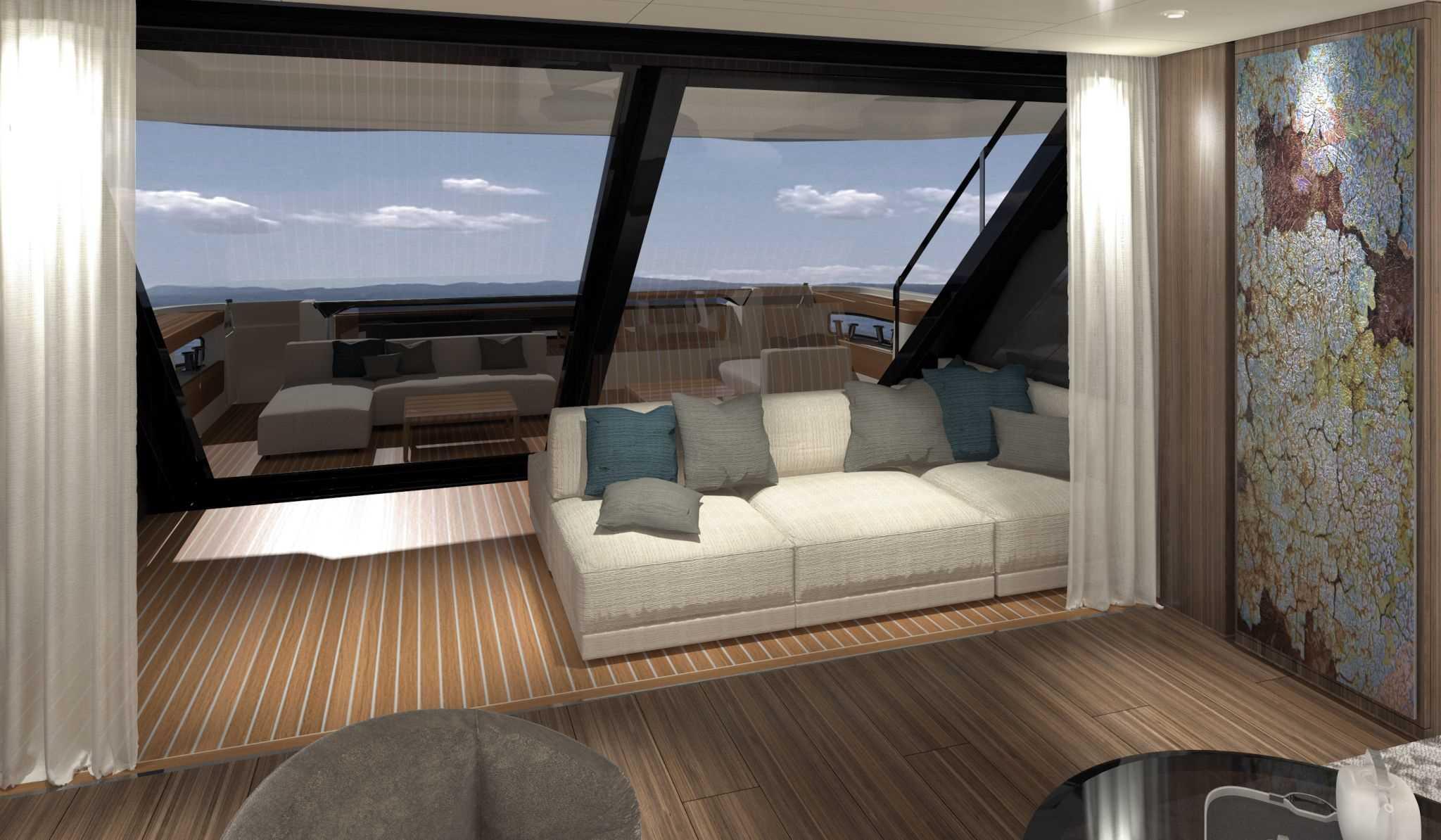 ferretti custom   project ita yachts canada ita yachts canada