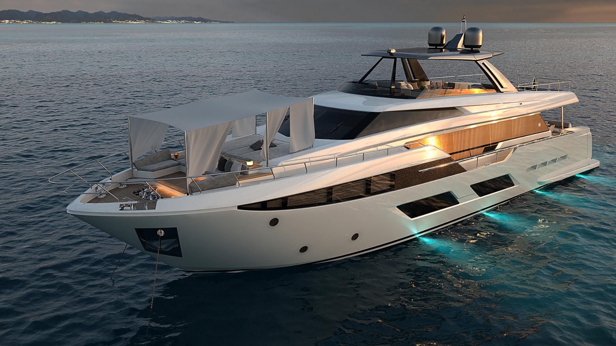 New Ferretti 920 - Ita Yachts Canada