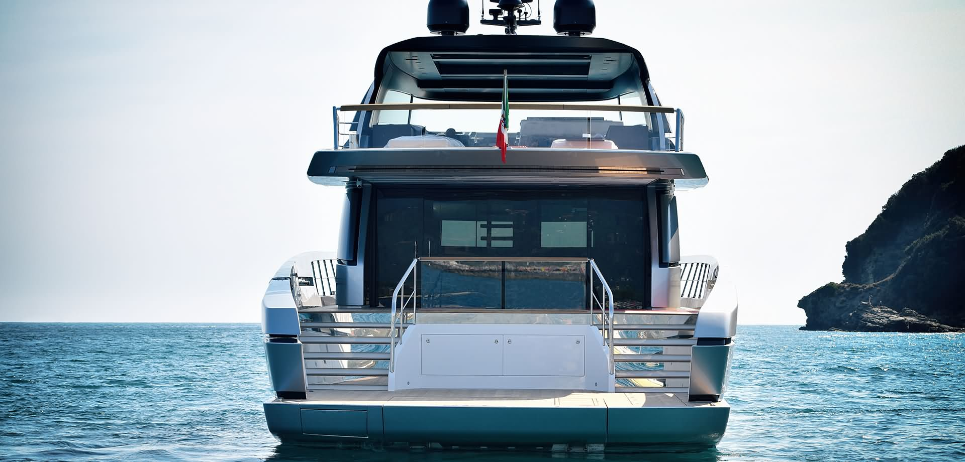 New Sanlorenzo Sx88 2018 Ita Yachts Canada