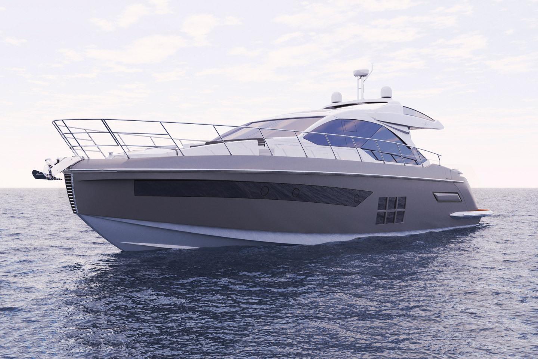 Nouveau Azimut S6 et Azimut Grande 32M   Ita Yachts Canada