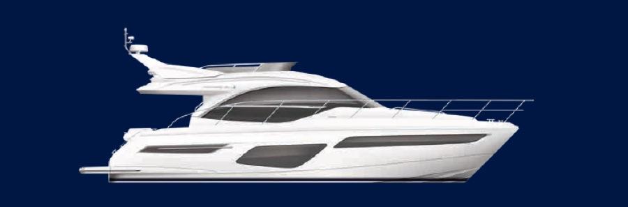 New Princess Yacht F50 Ita Yachts Canada